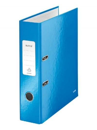 Папка-регистратор  LEITZ 180°, 80 мм,  синий