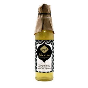 Защитный серум-спрей со смолами и скваленом для волос, 250 мл (Adarisa)