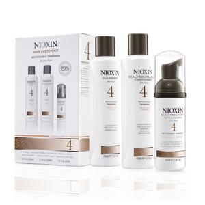 """Набор """"Система 4"""" для тонких окрашенных заметно редеющих волос, 1 шт. (Nioxin)"""