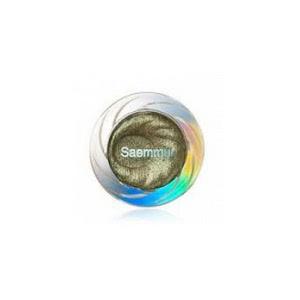 """Тени """"3D Wave"""" для век, оттенок GR01 Aurora, 3,5 г (The Saem)"""