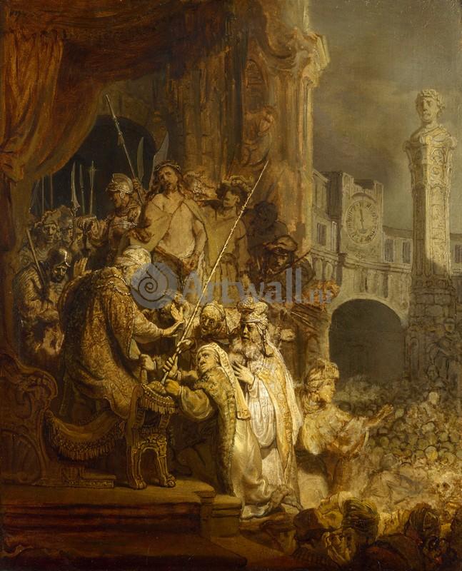 Рембрандт Харменс Ван Рейн, картина