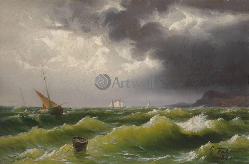 Пейзаж морской