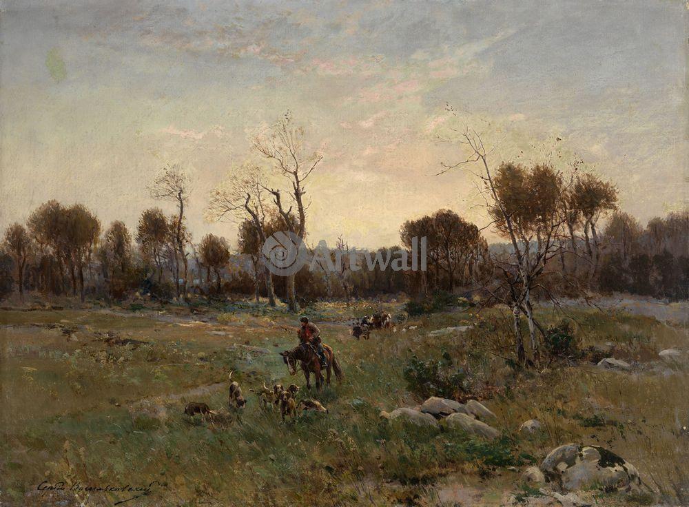 Васильковский Сергей, картина