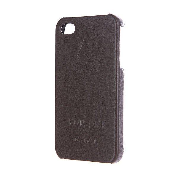 Чехол для iPhone Volcom Volcomunity Iphone 4s Case Vintage Brown