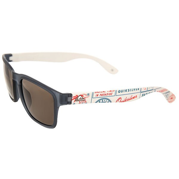 Очки Quiksilver Stanford Matte Crystal Navy-p
