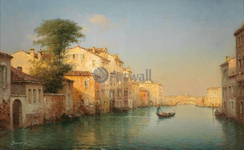 Постер Венеция - живопись