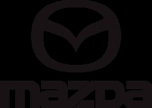 На автомобиль Наклейка «Mazda»