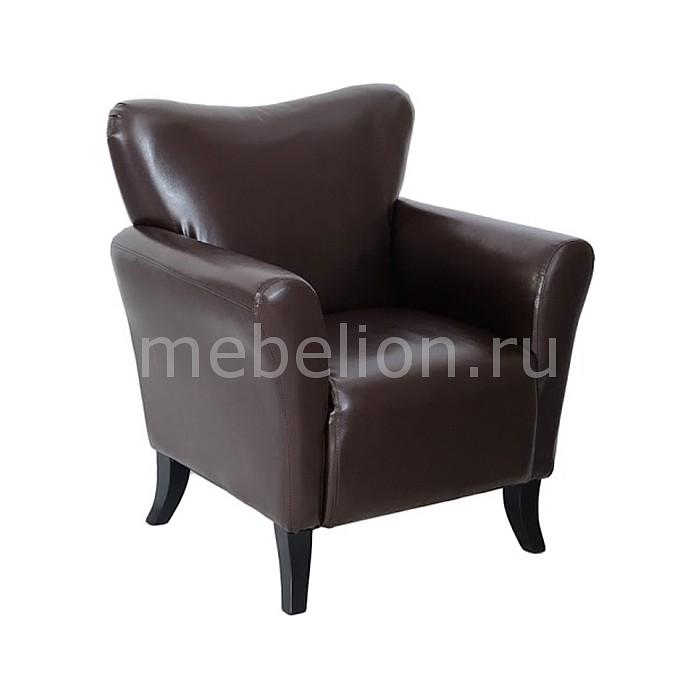 Кресло 2545BR коричневое