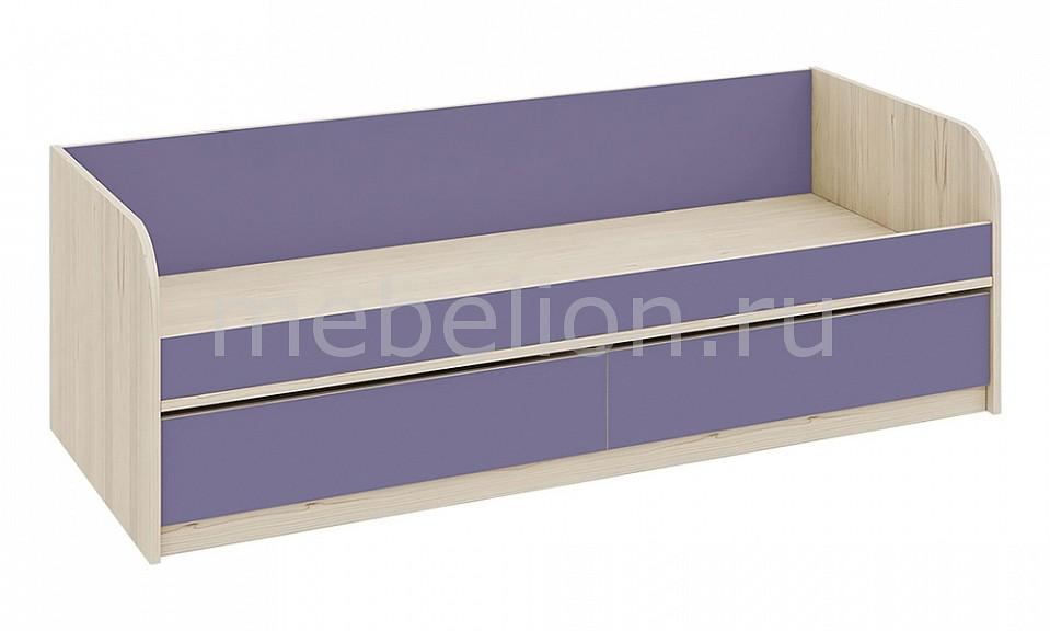 Кровать Аватар СМ-201.03.001 каттхилт/лаванда