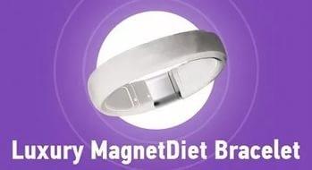 Магнит для похудения Luxury MagnetDiet Bracelet (240)
