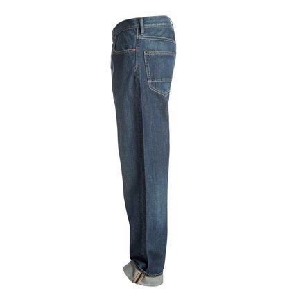 Свободные джинсы Worker Roomy Stone Wash