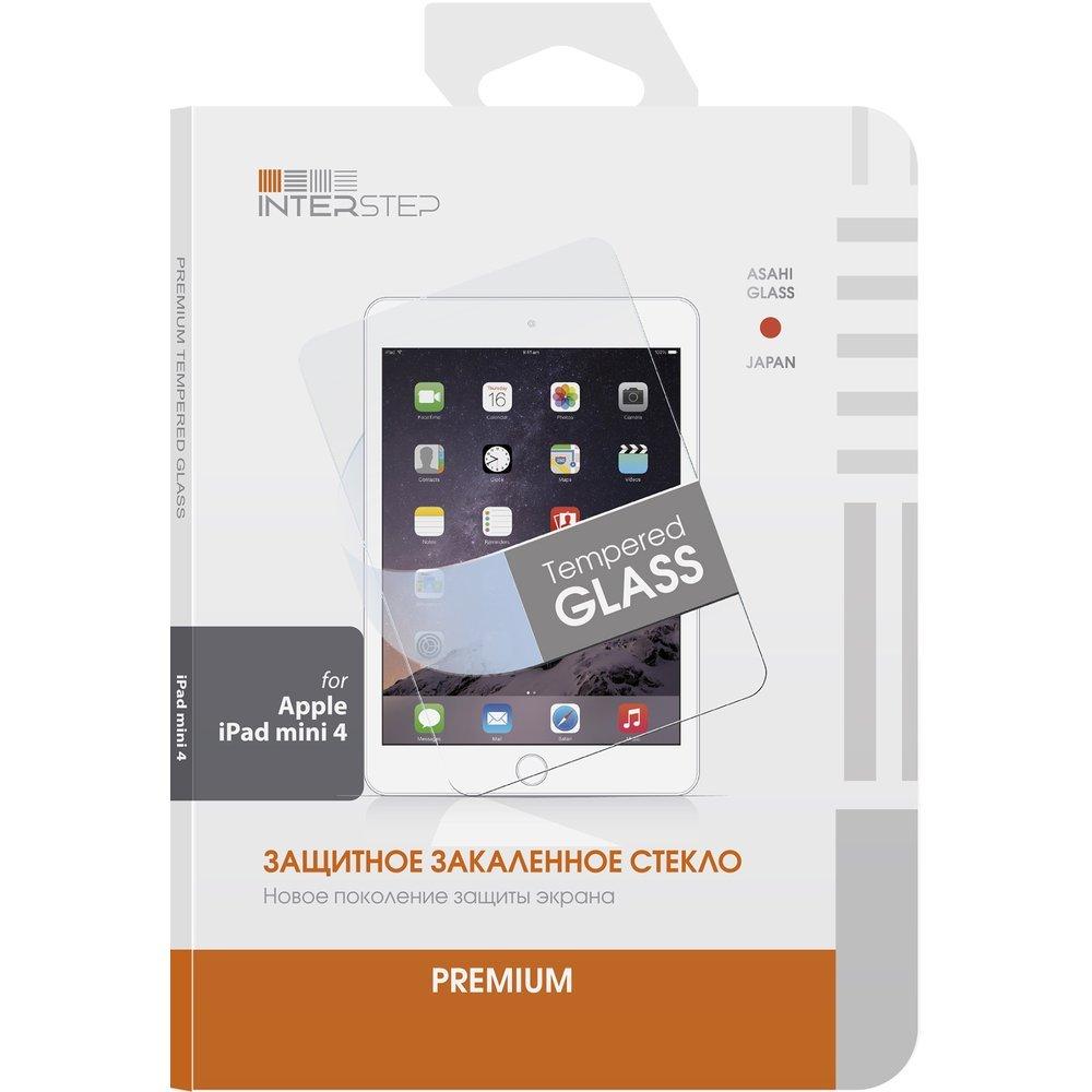 Защитное стекло для iPad mini 2/3/4 Inter-Step
