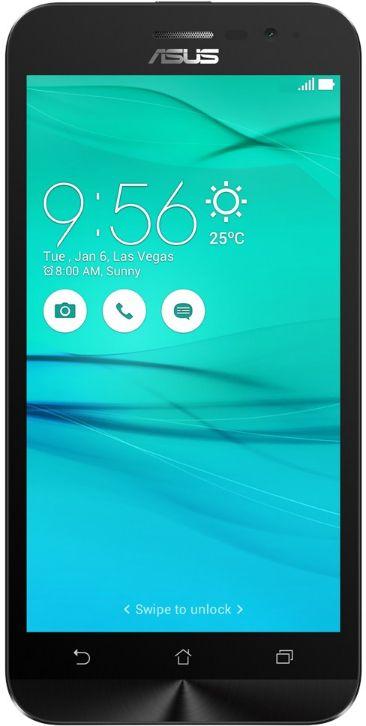 Телефон ASUS ZenFone Go ZB500KG 8Gb (Черный)