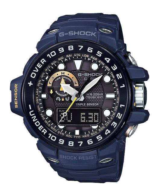 Часы CASIO GWN-1000NV-2A