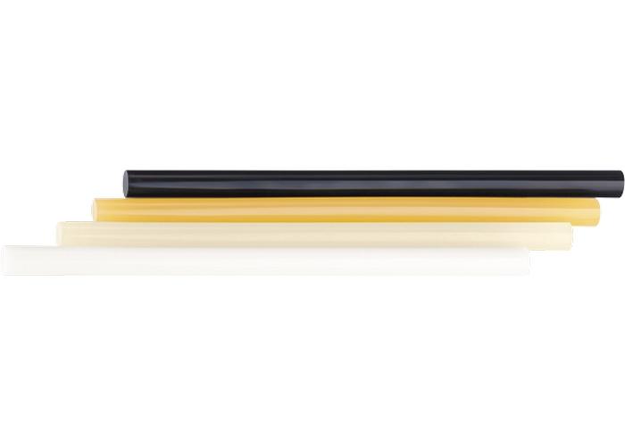 Стержни клеевые, жёлтый, 11*200мм, 12 шт./упак. Matrix 930732