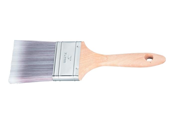 Кисть плоская Platinum 2'', искусственная щетина, деревянная ручка / Matrix 83325