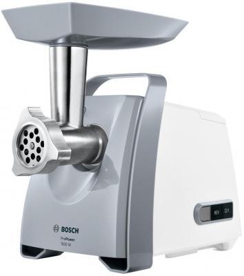 Электромясорубка Bosch MFW45020 500 Вт серебристый