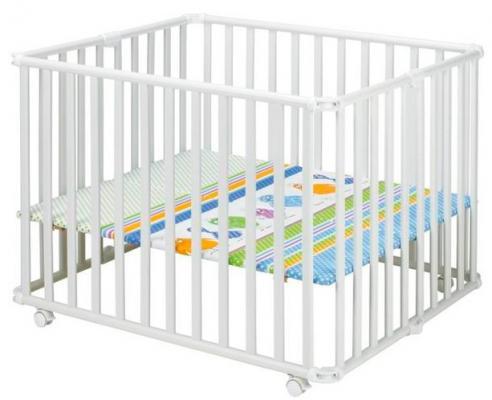 Манеж-кровать Geuther Ameli (цвет WE 29)