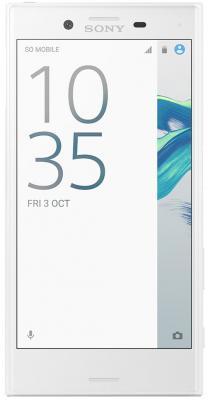 """Смартфон SONY Xperia X Compact белый 4.6"""" 32 Гб NFC Wi-Fi GPS 3G LTE F5321"""