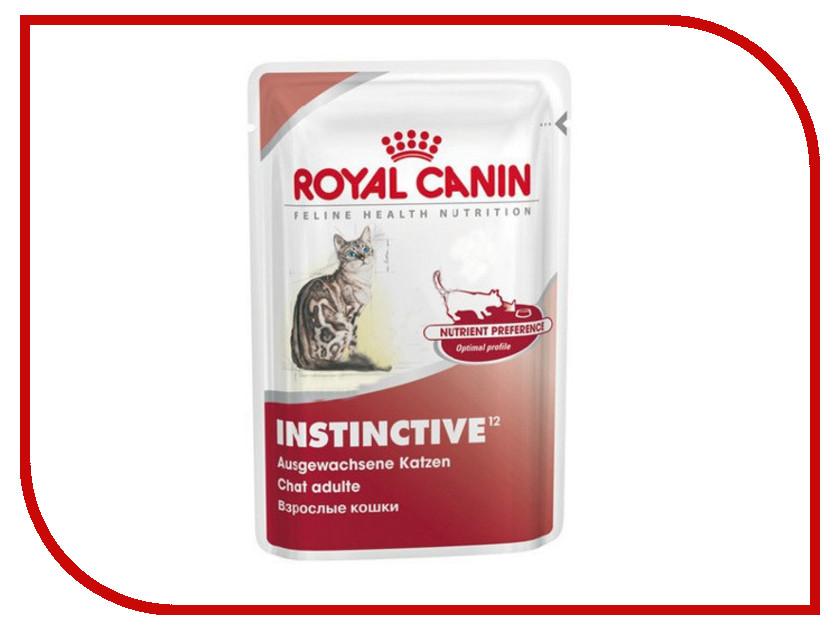 Корм royal canin babycat instinctive canned