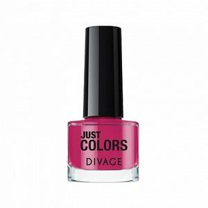 """Лак """"Just Colors"""" для ногтей, оттенок 17, 6 мл (Divage)"""