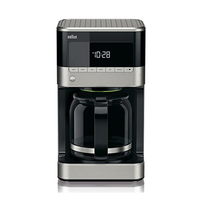 Кофеварка Braun KF 7120 Premium Black