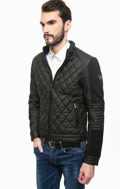 Стеганая куртка с водоотталкивающим покрытием