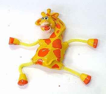 магнит жираф 4,5х8,5см